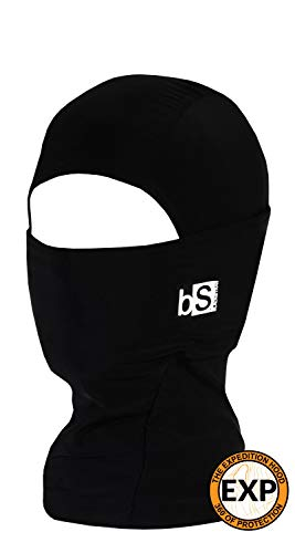 BlackStrap Kids Expedition Hood Dual Layer Balaclava Face Mask, Cold Weather Headwear for Children