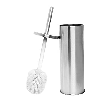 Estilo High Quality Stainless Steel Toilet Brush and Holder