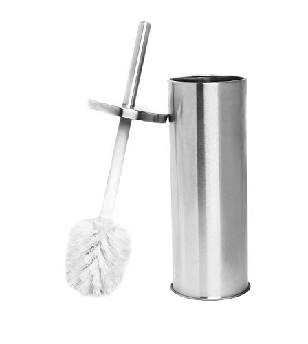 estilo stainless steel toilet brush and holder in the uae see prices reviews and buy in dubai. Black Bedroom Furniture Sets. Home Design Ideas