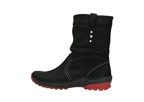 black Comfort oiled red Bryce leather 50020 Wolky Boots qTd6wOI