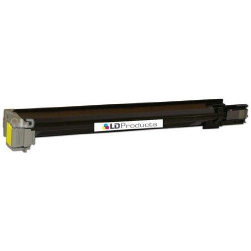Bizhub C250 Yellow Toner - LD Konica Minolta Bizhub C250 Compatible 8938-510 Yellow Laser Toner Cartridge