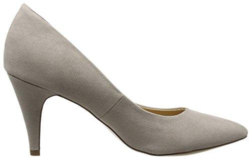 Scarpe mid Punta Tacco Soola New Chiusa Look Grey Col Grey Donna wz4fE