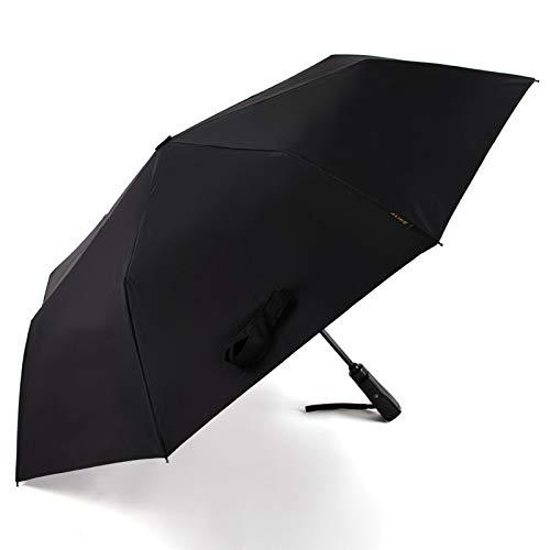KDFHGLA UV保護電気サンシェード傘付き完全自動電池 B07PBL6GZ1