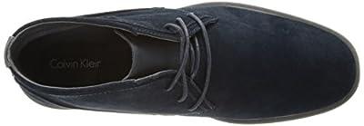 Calvin Klein Men's Ulysses Suede Chukka Boot