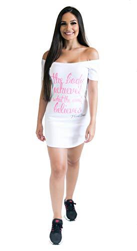 Vestido The Body - Branco - P