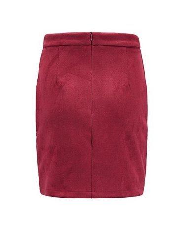 et Design Matire Demi Wine S Jupe M 1 Package Hip Jupe Cuir lgant Red Cuir Pink lgant Danapp Wild Fin Une Bracelet Word WIP5pIzq