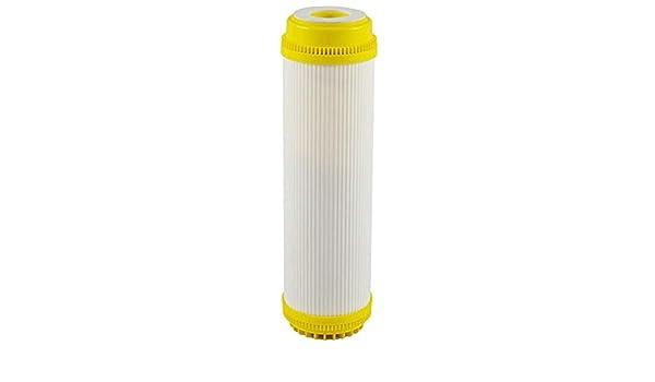 2 x antical 10 cartucho de filtro de agua tinta cal filtro Suavizador de agua Filtro: Amazon.es: Hogar