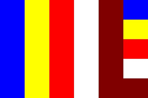 magFlags Large Flag Tibetan buddhist flag | landscape flag | 1.35m² | 14.5sqft | 90x150cm | 3x5ft – 100% Made in Germany – long lasting outdoor flag For Sale