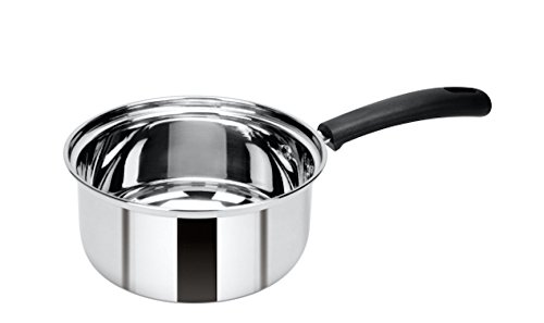 Tosaa Stainless Steel Sauce Pan, 1.5 Litres, Silver