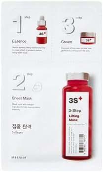 MISSHA 3-Step Lifting Mask (5sheets)