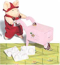 (Rudy the Pig Sweets for the Sweet Outfit (Muffy Vanderbear))