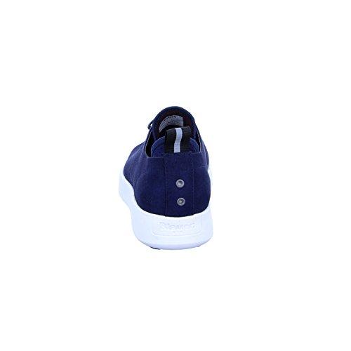 Blauer USA Herren Sneaker 8SAUSTIN01/SUEDE Schnürer Leder Blau