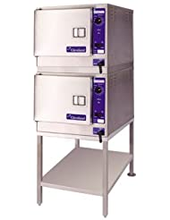 Cleveland 2 22CET3 1 Set Of Two Cleveland SteamChef 3 W Stand