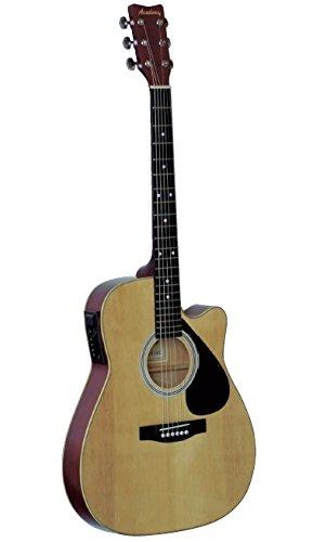 Guitarra Academy D-7EBK-T/B: Amazon.es: Instrumentos musicales