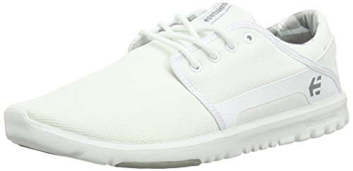 Print Etnies Shoe Scout Men's White wqIFT