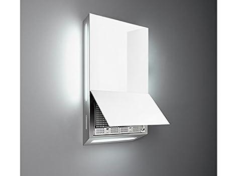 Falmec Design cappa a parete GHOST-Bianco: Amazon.it: Casa e ...