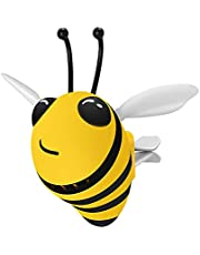 Auto Aromatherapie Ventilatieclip, Aromatherapie Diffuser Clip, Auto-luchtverfrisser, Solide Autoparfum, Cadeaus voor Meisjes en Moeders, Auto Hanger Ornamenten Decoratie, Luchtverfrisser Diffuser