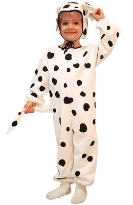 [Dalmatian Pajama Infant Costume] (Dalmatian Pajama Infant Costumes)
