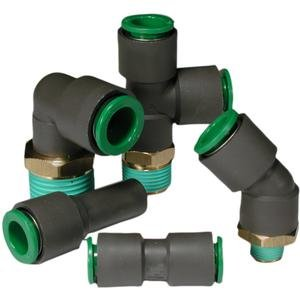 SMC KRH10-01SW2 fitting, male connector - 5 pack