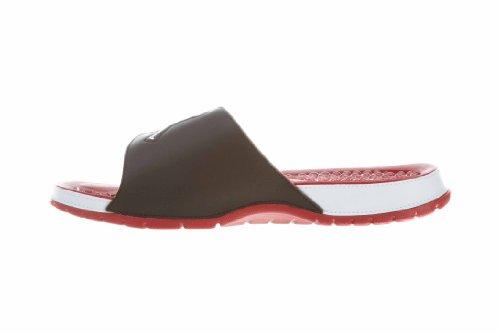 Jordan Hydro V Retro - Nero / Bianco-palestra Rosso, 14 Giorni