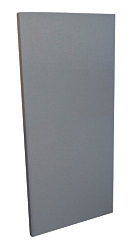 """GeerFab Acoustics RoomZorbers PZ48COIN1 ProZorber Coin 24x48 1"""" Thick Single Acoustical Treatment Panel, Coin"""