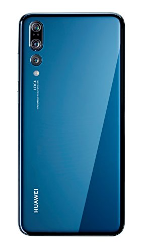 Huawei P20 Pro 128GB Dual-SIM Factory Unlocked 4G/LTE Smartphone (Midnight  Blue) - International Version