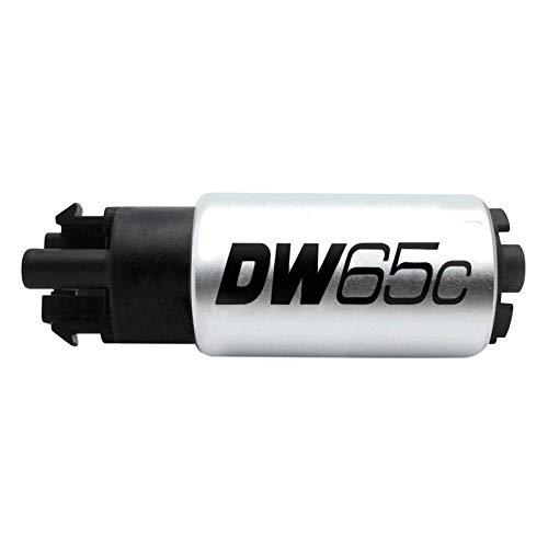 Mechanical Fuel Pump Installation - DeatschWerks (9-652-1000) 265 LPH Compact Fuel Pump with Installation Kit/Clips