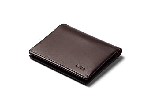 - Bellroy Leather Slim Sleeve Wallet - Java Caramel