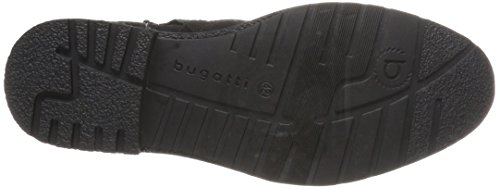 Bugatti 321345343500, Caricamenti del Sistema Classici Uomo Nero (Schwarz)