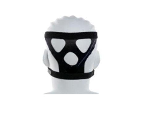 Deluxe Gear - Headgear Replaces: Respironics. Deluxe Black Universal 4-Point Attachment Headgear, each