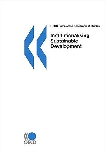 institutionalising-sustainable-development-oecd-sustainable-development-studies