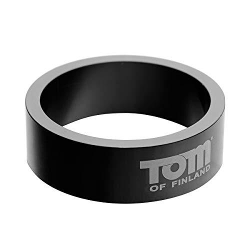Tom of Finland Aluminum Cock Ring, 50 mm -  XR, LLC, 135789