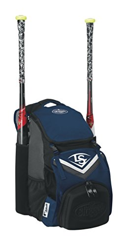 Louisville Slugger EB Series 7 Stick Pack Baseball Equipment Bags, Navy