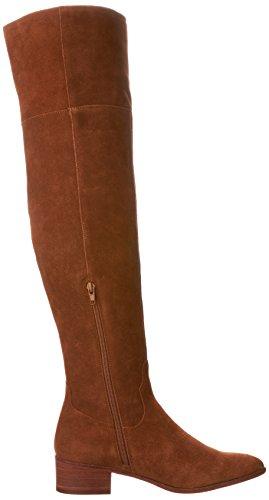 Restler Knee Boot Over Chestnut the Steve Madden Women's w4EqnBX
