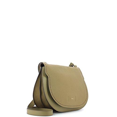 Furla Gioia L Shoulder Bag - Shoppers y bolsos de hombro Mujer KAKI