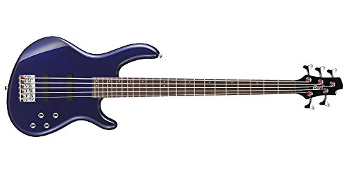 - Cort B-001 - 0760 - 0 Electric Bass 5 String Modern Style Entry Level Quality