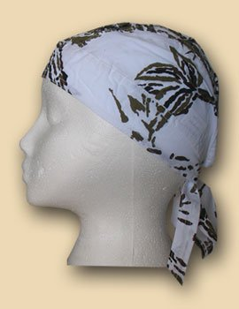(Flagline Snow Tiger - Camo EZDanna Headwrap )