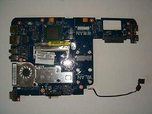 K000078610 Toshiba NB205 Mini Netbook Laptop Motherboard w/ N280 1.66Ghz CPU (Toshiba Nb205)
