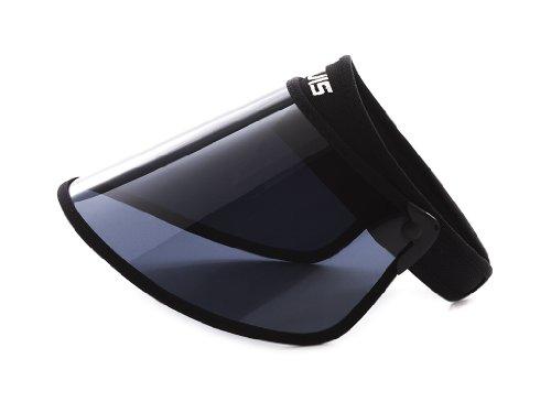 - Sovis Oversized - 99%uvb/99%uva2 and 97%uva1 Sun Cap Solar Visor Hat Protection