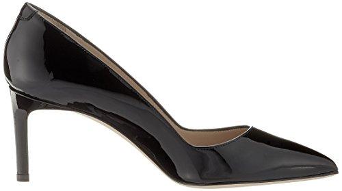 Hugo Women's Hellia-p 10191381 01 Closed-Toe Pumps Black (Black 001) RmcsKwxuol