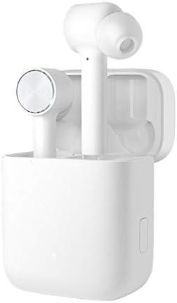 Mi Airdots Pro – Xiaomi Wireless ꟾ Auriculares TWS inalámbricos ꟾ Cancelación de Ruido ꟾ Bluetooth ꟾ Resistencia al Agua IPX4 ꟾ Carga portátil de 300 mAh ꟾ iOS y Android.