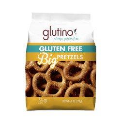 Glutino Gluten Free Flour - Glutino Gluten Free Big Pretzels, 6 oz