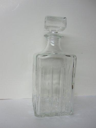 Italian Made Whiskey Decanter