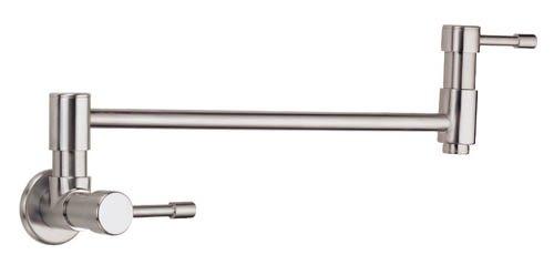 - Danze D205012SS Melrose Wall Mount Pot Filler, Stainless Steel