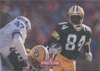 Sterling Sharpe Green - Sterling Sharpe Green Bay Packers 1992 Pro Line Profiles Autographed Card. This item comes with a certificate of authenticity from Autograph-Sports. Autographed