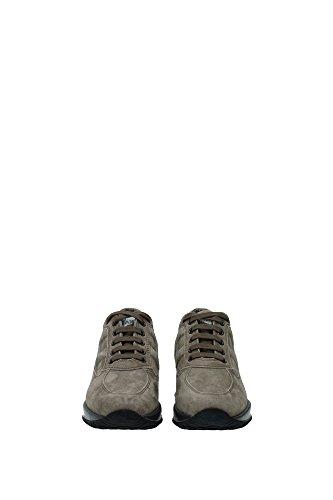 HXW00N00010CR0C407 Hogan Sneakers Women Suede Brown Brown footlocker pictures DuXR6p4uEa