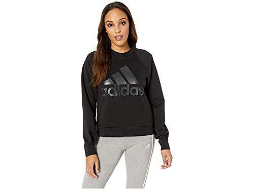 - adidas Women's ID Glory Crew Black X-Small