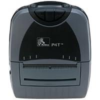 Zebra P4T Thermal Transfer Printer - Monochrome - Portable - Label Print P4D-0UJ10000-00 by Zebra Technologies