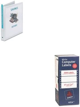 KITAVE05711AVE4014 - Kit de valor - Avery Dot Matrix etiquetas de ...