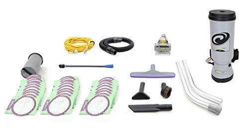 (GV Powerful Proteam MegaVac 10 QT Backpack Vacuum Ten Quart Vac Cleaner)